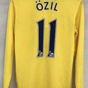 Arsenal Mesut Ozil 11 LS Football Shirt 2013 14 Adults Small Nike d37758447