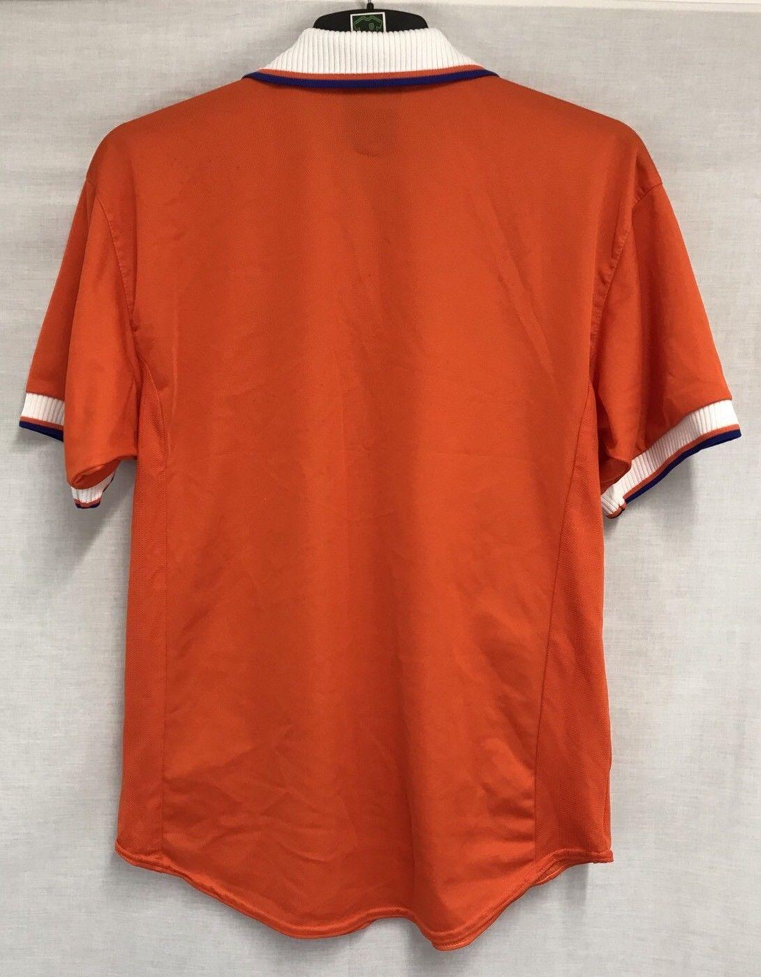 c72b6e3ff Holland Football Shirt 1997 98 Adults Large Nike – Historic Football ...