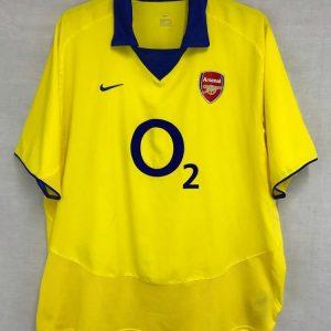 ba87b32b Arsenal Football Shirt 2003/05 Adults XXL Nike