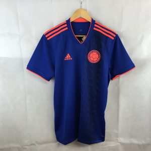 732c981a238 Colombia Away Football Shirt 2018/19 Adults Large Adidas