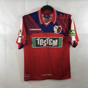 size 40 4deee c6c0d Chivas De Guadalajara Home Football Shirt 2008/09 Adults ...