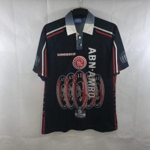 buy popular bb46f c9133 Ajax – Historic Football Shirts