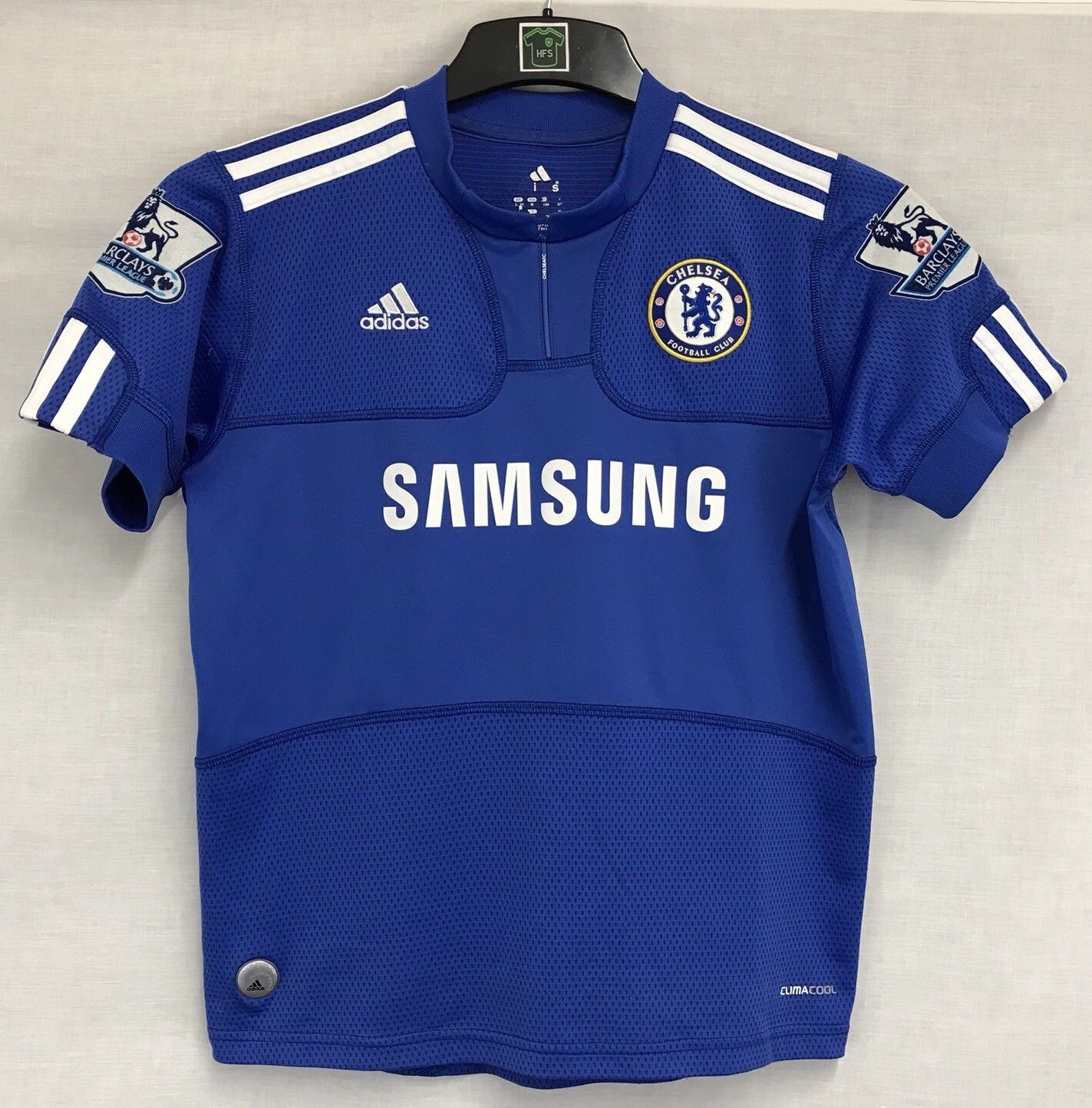 on sale e5768 34c9b Chelsea Frank Lampard 8 Football Shirt 2009/10 Children's 11/12 Years Adidas