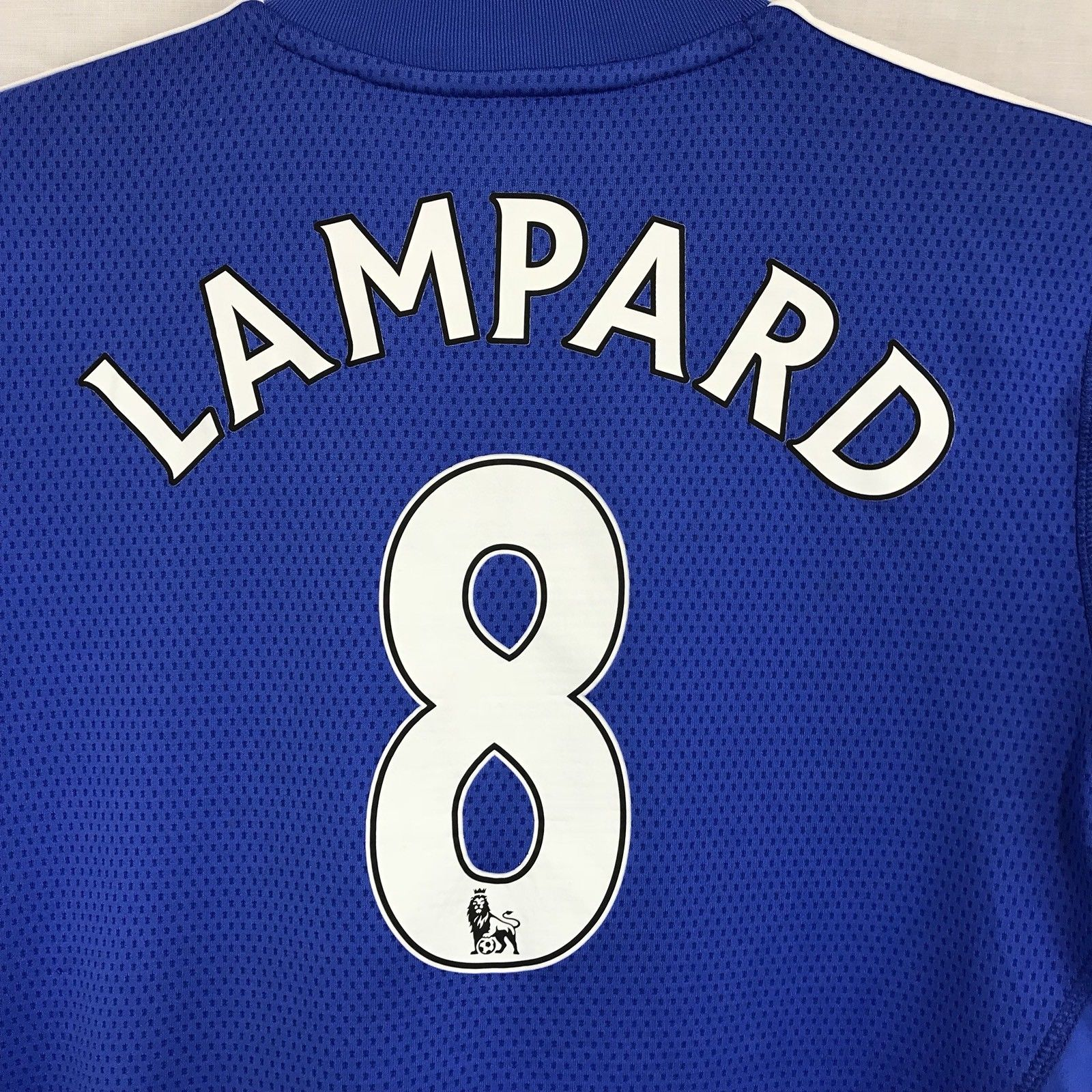 on sale 91b60 a67a8 Chelsea Frank Lampard 8 Football Shirt 2009/10 Children's 11/12 Years Adidas