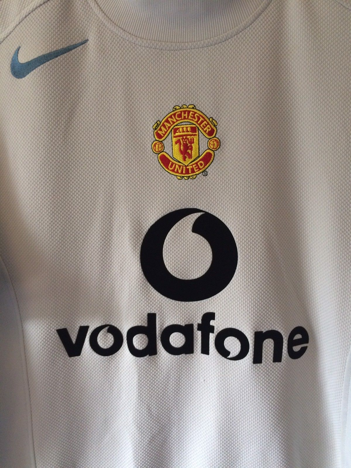 e31cc46d9 Manchester United Tim Howard 1 GK Football Shirt 2004 05 Adults Large Nike.  🔍. instock