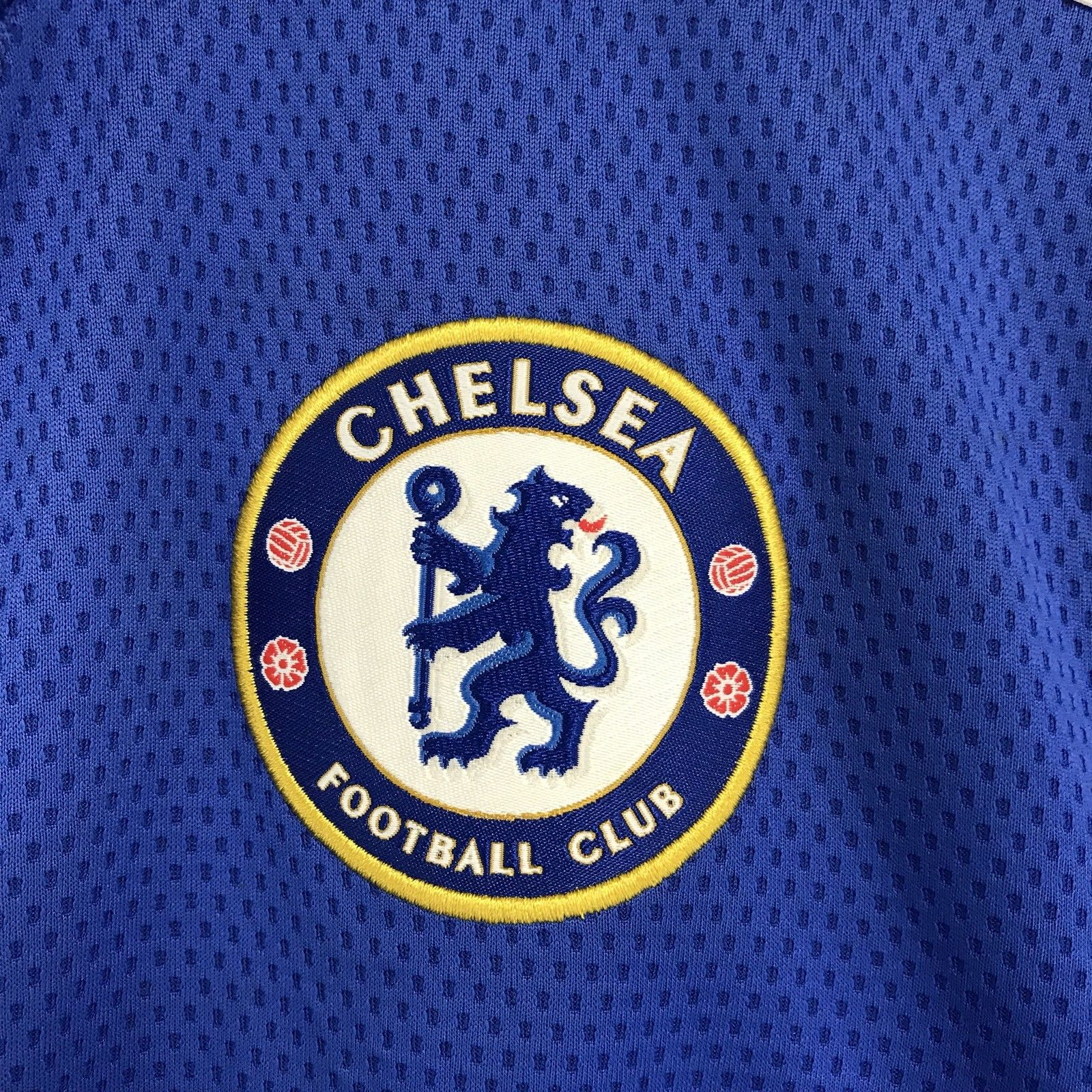 low cost e62b5 c52cd Chelsea Signed Frank Lampard 8 Football Shirt 2009/10 Adults Small Adidas